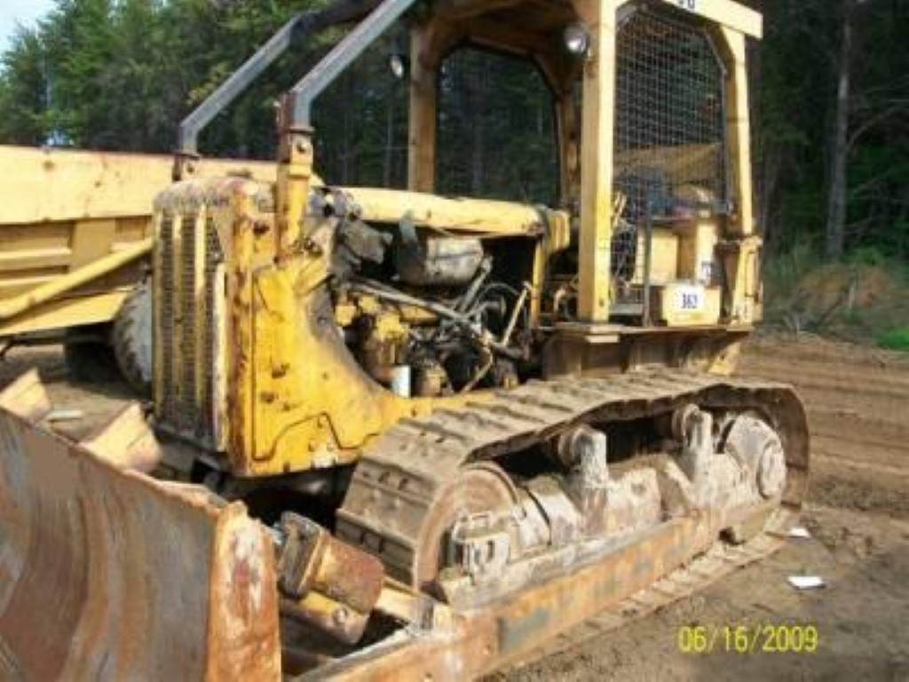1975 CAT D6C Dozer - Price On Request -